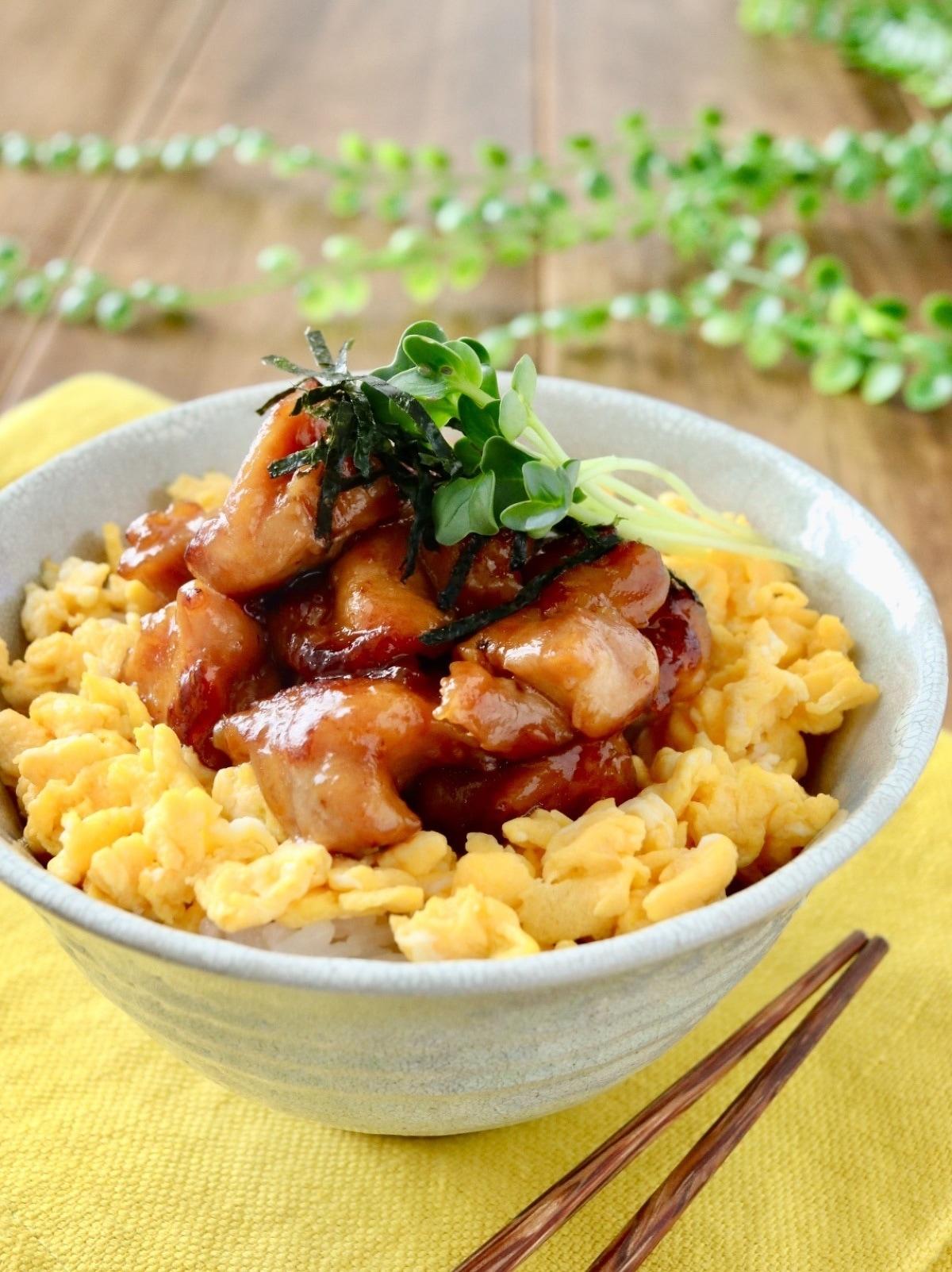 照り 鶏 焼き 人気 モモ レシピ