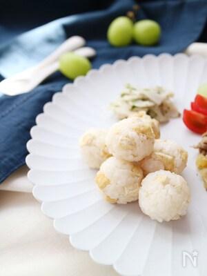【離乳食完了期・幼児食】混ぜ込みいなり寿司