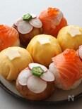 七夕手まり寿司