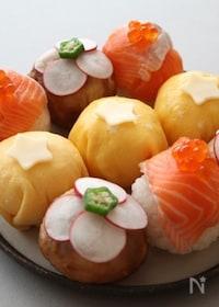 『七夕手まり寿司』