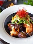 【タレでご飯おかわり】とろとろなすと鶏肉の甘辛韓国風