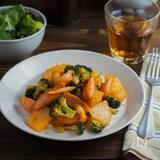 ウィンナーと野菜のケチャップ炒め