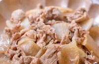 ご飯に合う♪豚肉と大根のオイスター炒め☆簡単15分おかず!