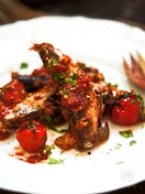 圧力鍋で骨まで食べられる★イワシのトマト煮