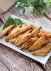 『ピリ辛で最高に美味しい♡手羽中の一味にんにくオーブン焼き』