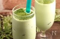 飲む抹茶バニラアイス 糖質オフ
