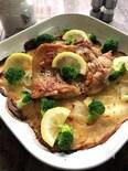 オーブンにおまかせ!レモン風味のグリルチキン