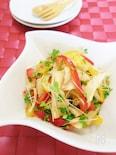 かんぴょうのサラダ