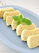 【5分で完成‼︎】カロリー&糖質オフ!簡単♡おから蒸しパン