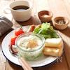 朝ごはんにおすすめ!贅沢気分を味わえる簡単お手軽パンレシピ♪