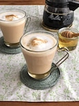 ふんわり甘い、しょうがとはちみつのカフェ・クレーム