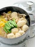 鶏団子と春雨のスープ煮
