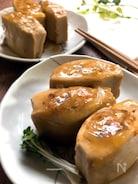 ヘルシー♪高野豆腐の鶏ひき肉詰め