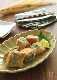 『生姜の香りで食欲そそる◎鮭の竜田揚げ☆お弁当やおつまみに♪』