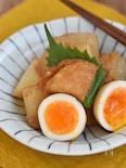 大根と卵のうま煮【作り置き】