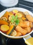 今が旬☆鮭と秋野菜の南蛮漬け