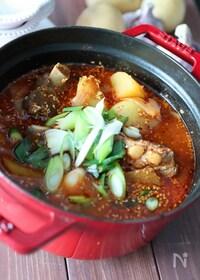 『韓国料理屋さんに負けない♪『絶品カムジャタン』』