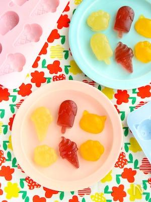 【簡単おやつ】レンジで簡単!手作りグミ
