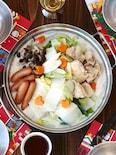 寒い日に食べたい!クリーム鍋