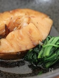 銀鱈の煮付け