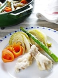 調味料1つで野菜がおいしい♡手羽先の塩麹蒸し