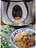 電気圧力鍋で作る簡単肉豆腐