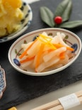 はじめての野菜おせち3種〜紅白なます〜
