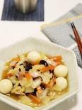 ぱぱっと作れる♪白菜とハムの中華炒め