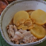 調味料一律大さじ2!*大根と豚バラの生姜煮*