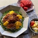 やみつきダレ‼︎鶏もも肉ととうもろこしのガーリック醤油♪