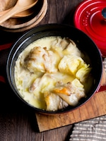 豚バラでロールキャベツ♡【食べるスープ】