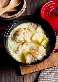 『豚バラでロールキャベツ♡【食べるスープ】』
