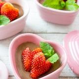 【簡単おやつ】5分で作れる!豆乳チョコプリン