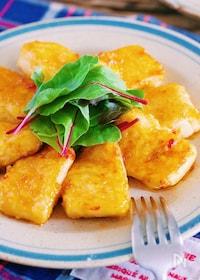 『豆腐一丁で驚きの満足感『もちもち豆腐の特製うまだれステーキ』』