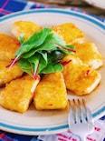 豆腐一丁で驚きの満足感『もちもち豆腐の特製うまだれステーキ』