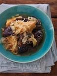 茄子と厚揚げの南蛮漬け。