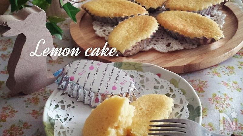 ケーキ ミックス ホット マドレーヌ