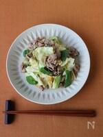 【下味調理】【下味冷凍】豚とキャベツの肉味噌炒め