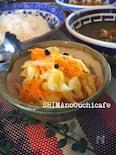 お家で南インドのミールズ♪インド風お惣菜 キャベツのアチャル