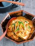 煮るだけ5分♪『豚キムチ肉豆腐』