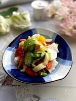 味付けはたった一つ!カラフル野菜の塩麹マリネ