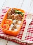 【15分弁当】塩豚唐揚げ&スクランブルボウル