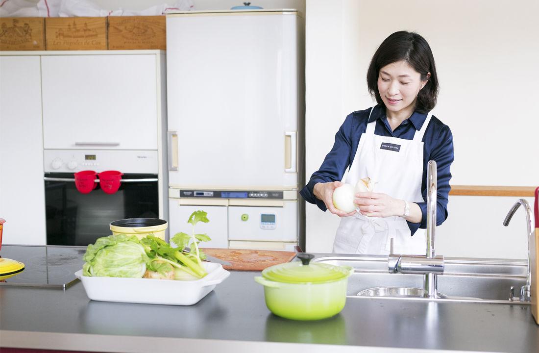 作る人も食べる人も笑顔になれるレシピを届けたい。