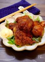 【子供大喜び!!】カレー風味の唐揚げ