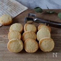 卵不使用!サクサクココナッツクッキー