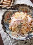 鮭とドライトマトの炊き込みご飯
