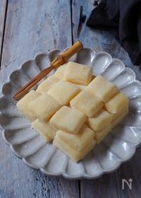 『切り餅で簡単!バター餅』