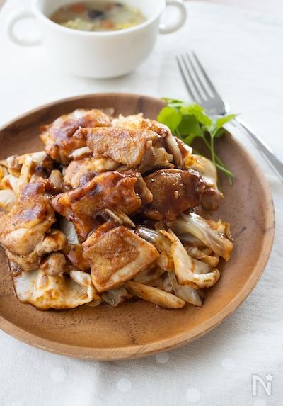 鶏肉とキャベツのバーベキュー炒め 簡単 子供も喜ぶ By Tomoko レシピサイト Nadia ナディア プロの料理家のおいしいレシピ