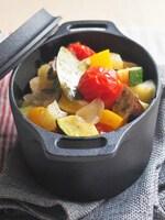 野菜のオイル煮