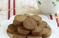 ほどける米粉の和紅茶クッキー